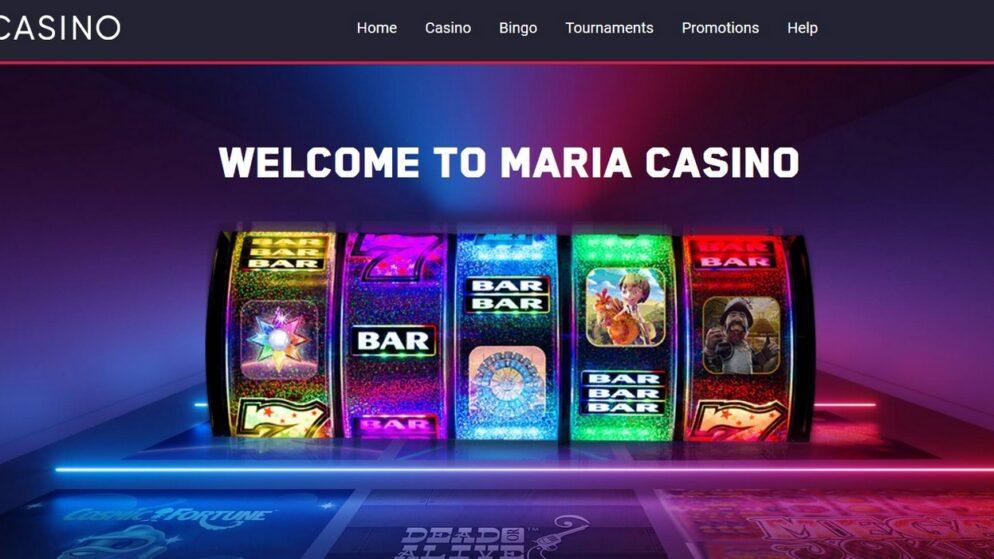 En hyggelig pause med Maria Casino